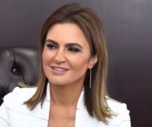 سحر نصر تبحث مع وفد بورصة لندن جذب مزيد من الاستثمارات إلى مصر