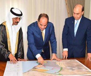 المنطقة الاقتصادية توقع عقد الشراكة مع موانى دبي العالمية
