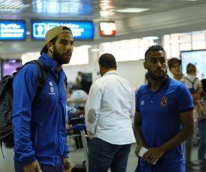 بعثة الأهلي تعود إلى القاهرة بعد خسارة الفريق أمام كمبالا سيتي الأوغندي