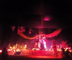 «عفريت السعادة» يختتم مهرجان نوادي المسرح