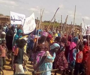 اليوناميد تدعو إلى ضبط النفس بين القوات الحكومية والنازحين جنوب دارفور