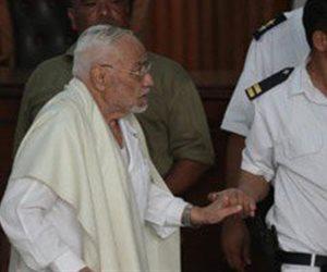 مصدر أمني: وفاة مهدي عاكف المرشد السابق لجماعة الإخوان