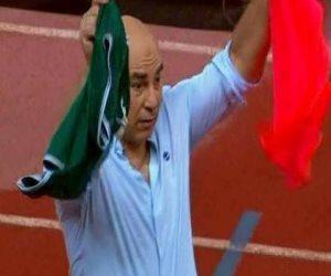 """10 مواقف تمنح حسام حسن لقب """"مشاغب بامتياز """" في المستطيل الأخضر (فيديو)"""