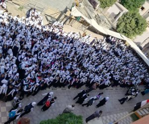 """""""التضامن"""" تعلن تحمل مصروفات الطلاب غير القادرين بمدارس كفر الشيخ"""