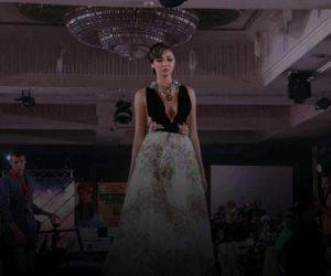 """عرض لمجموعة أزياء """"سميرة يوسف"""" التي شاركت بها في مهرجان """"موشن فاشون"""" بالقاهرة"""