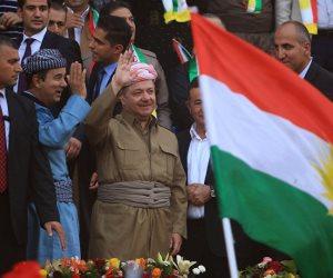 التليفزيون الكردي: مسعود بارزاني سيوجه بيانا لتفادي حرب أهلية
