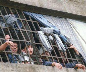 أحداث شغب سجن كاليفورنيا تودي بحياة سجين وإصابة 8