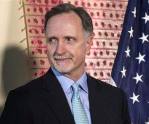 القائم بأعمال السفير الأمريكي: 2.2 مليون جنيه من الولايات المتحدة للناجين من الهجوم الإرهابى على مسجد الروضة