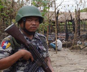 دخول 11 ألفا من الروهينجا لبنجلاديش أمس الإثنين