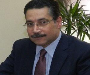 حسن غانم عضواً منتدباً لبنك التعمير والإسكان
