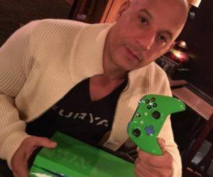 مايكروسوفت تطلق نسخة من جهاز Xbox One S تكريما للممثل الراحل  Paul Walker