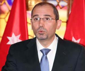 وزير خارجية الأردن يستقبل نظيره الأمريكى فى عمان