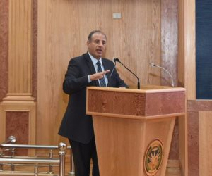 محافظ الإسكندرية ونائب وزير المالية يفتتحان مركز التدريب للمحافظة (صور)