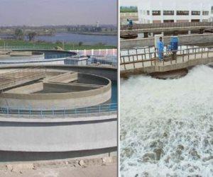 بروتوكول تعاون بين «القابضة لمياه الشرب» ومحافظتي قنا وسوهاج