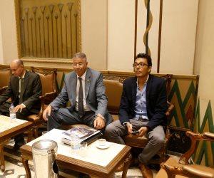 البرلمان يبدأ أعمال دور الانعقاد الثالث بحضور رئيس الوزراء (صور)