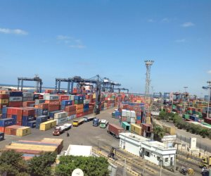 بعد تحسن الأحوال الجوية.. فتح بوغاز مينائي الإسكندرية والدخيلة