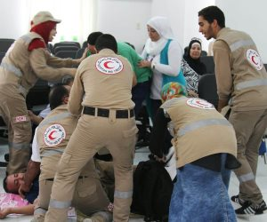 """والى: 26 مركز إغاثة  فى 24 محافظة  يستعدون لمواجهة السيول """" صور"""""""
