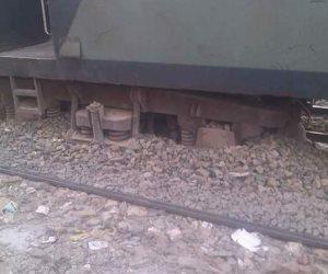 ضبط 6 عمال لسرقتهم معدات السكك الحديدية بالبحيرة