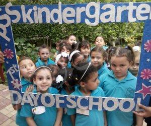 حفل ترحيب لتلاميذ رياض الأطفال في مدرسة بورسعيد القومية (صور)