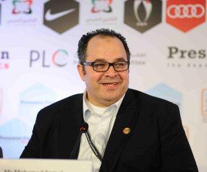 بريزنتيشن توضح أزمة إذاعة مباراة المصري و مونانا الجابوني فى بيان رسمى