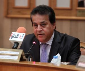 """خالد عبد الغفار: إنشاء فروع للجامعات الدولية بالعاصمة الإدارية """"ضرورة"""""""