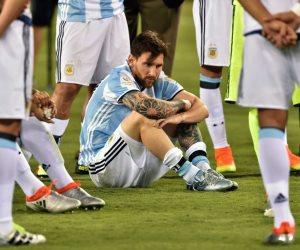 ميسي يذوق العذاب.. الأرجنتين تنهار أمام كورواتيا بثلاثية نظيفة (فيديو)