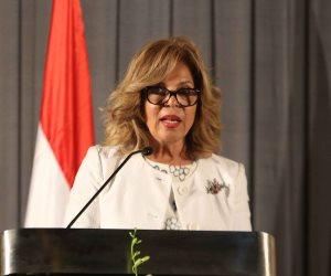 مشيرة خطاب: إن شاء الله نحقق رغبة الشعب المصري ونفوز بانتخابات اليونسكو