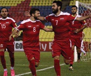 سوريا علي أعتاب كأس العالم 2018 (تقرير)
