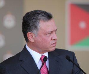 ملك الأردن يطمئن هاتفيا على صحة الرئيس الفلسطينى