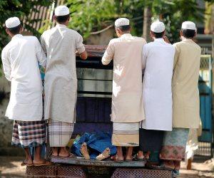 لاجئو الروهينجا يتلقون العلاج بمستشفى الصدر ببنجلاديش (صور)