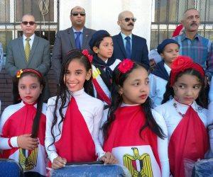 الصفا الابتدائية ببورسعيد تحتفل بذكرى انتصارات أكتوبر