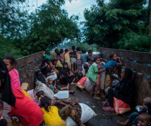 اتفاق مشترك بين بورما وبنجلاديش لإعادة لروهينجا لديارهم