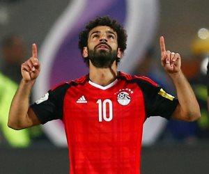محمد صلاح في قائمة أفضل 10 هدافين في أوروبا