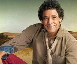 ماذا قال محمد منير لجمهوره بعد تعافيه من المرض؟
