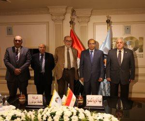 بروتوكول تعاون للتكامل الصناعي بين الهيئة العربية للتصنيع وشركة طنطا مُوتورز