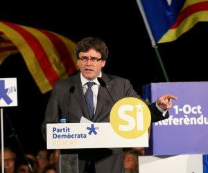 المحكمة الدستورية الإسبانية تمنع تنصيب بوتشيمون رئيسا لكتالونيا