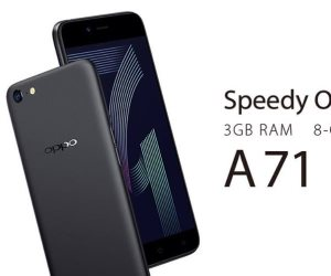 "OPPO تطلق هاتفها الذكي الجديد ""A71"" بالسوق المصري بسعر تنافسي"