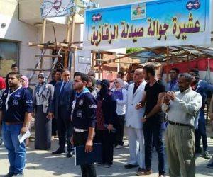صيدلة الزقازيق تنظم مهرجان الجوالة بمشاركة 5 جامعات