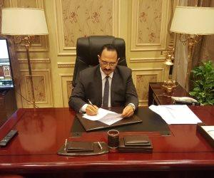 برلماني: ربط البحرين الأبيض والمتوسط بخط قطار يحدث طفرة كبيرة في نقل البضائع
