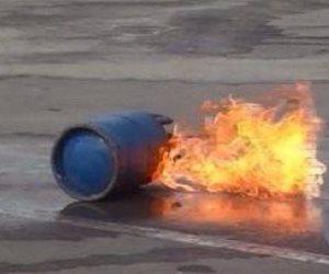 «سلمى يا سلامة مرجعناش بالسلامة».. انفجار أسطوانة غاز داخل أتوبيس رحلات في الفيوم