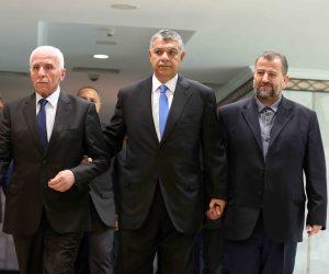 حماس: استمرار الإجراءات العقابية من محمود عباس على قطاع غزة يعكر أجواء المصالحة