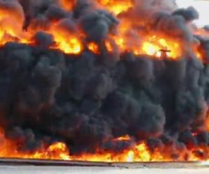 بعد انفجار بخط أنابيب للنفط.. السلطات البحرينية تجرى تحقيقا لمعرفة سبب الحادث