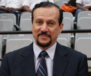 رئيس الاتحاد الإفريقي لتنس الطاولة يشيد بالمستوى الفني لبطولة مصر الدولية.