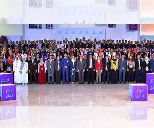 شباب تحيا مصر يشاركون في منتدى شباب العالم