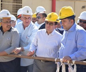مصانع القاهرة تضخ في شرايين أوروبا.. تعرف على أول 3 دول مستقبلة للغاز المصري المسال