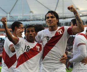 بيرو تحجز أخر تذكرة المتأهلين لمونديال روسيا 2018 بعد غياب36 عاما