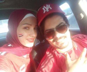 فرحة صعود مصر كأس العالم.. قصة حب أحمد ومريم على المستطيل الأخضر