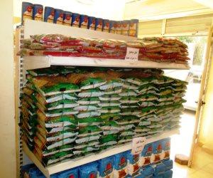 ضبط 10 طن ملح طعام و100 علبة مضاد حيوى مجهولة المصدر