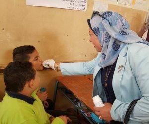 غدا..انطلاق الحملة القومية لتطعيم مليون و 83 ألف ضد شلل الأطفال بالبحيرة