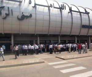 مطار القاهرة: وصول رؤساء وفود المنظمات العمالية بالمملكتين المغربية والأردنية